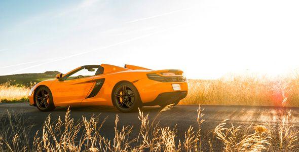 50 McLaren 50 12C Spider y 12C muy especiales para celebrar su aniversario