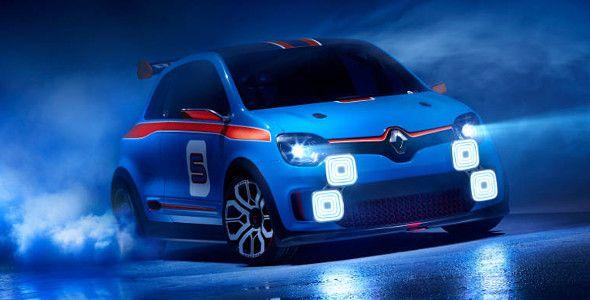 Renault Twin'Run concept, desvelado en Mónaco