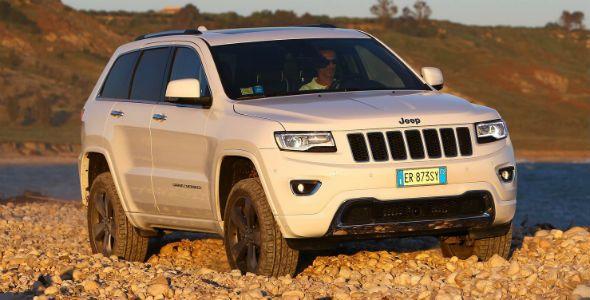 Jeep Grand Cherokee 2014: los detalles