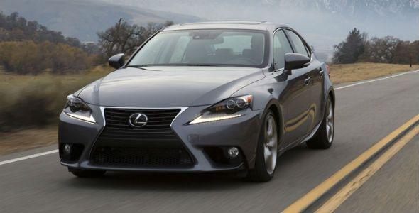Lexus IS 300h: 1,6 millones de kilómetros de pruebas