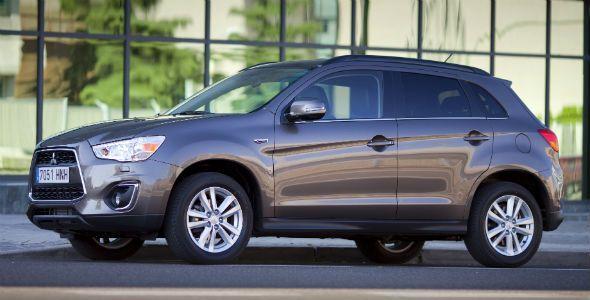 Nuevo Mitsubishi ASX, ya a la venta