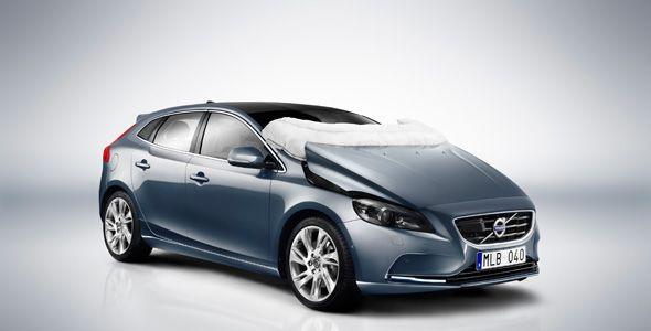 Volvo Car, premiado por su airbag de peatones