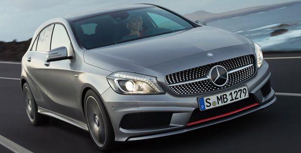 Miles de Mercedes Clase A, a revisión