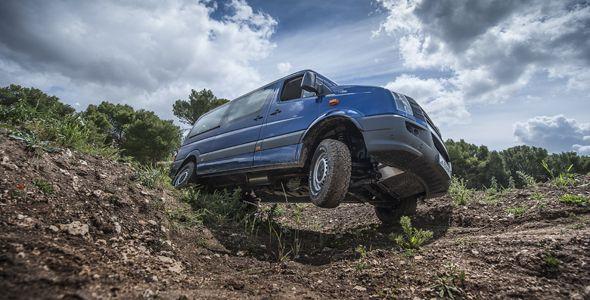 Volkswagen Comerciales 4Motion: probamos la gama al completo