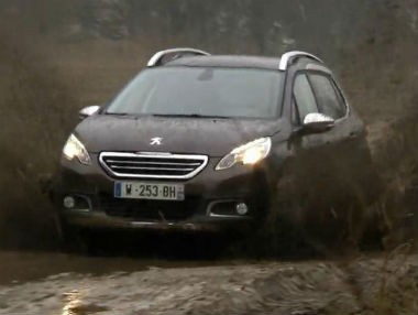 Peugeot 2008 Grip Control: así funciona