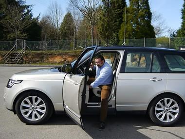 Todos los detalles del Range Rover Vogue SDV8, en vídeo