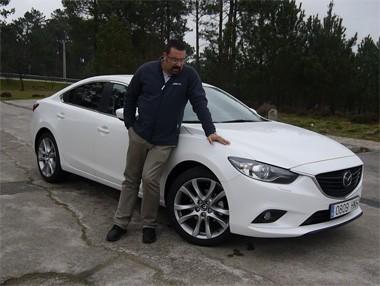 Mazda 6 2.5 GE 192 CV, la prueba en vídeo