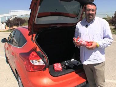 Qué llevar en el coche: cosas recomendables