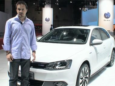 Salón de Barcelona: VW Jetta Hybrid