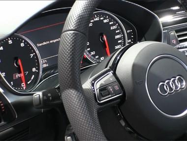 Salón de Barcelona: Audi RS7