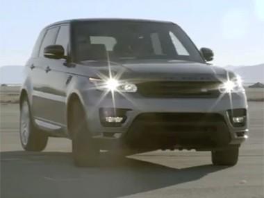 Salón de Barcelona: Range Rover Sport