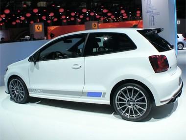 Salón de Barcelona: Volkswagen Polo R WRC
