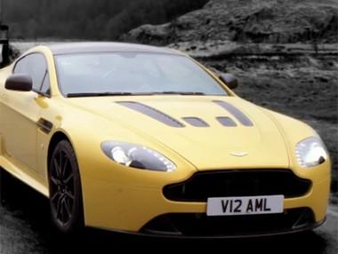Aston Martin V12 Vantage S: así suena