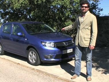 Vídeo prueba: Dacia Sandero