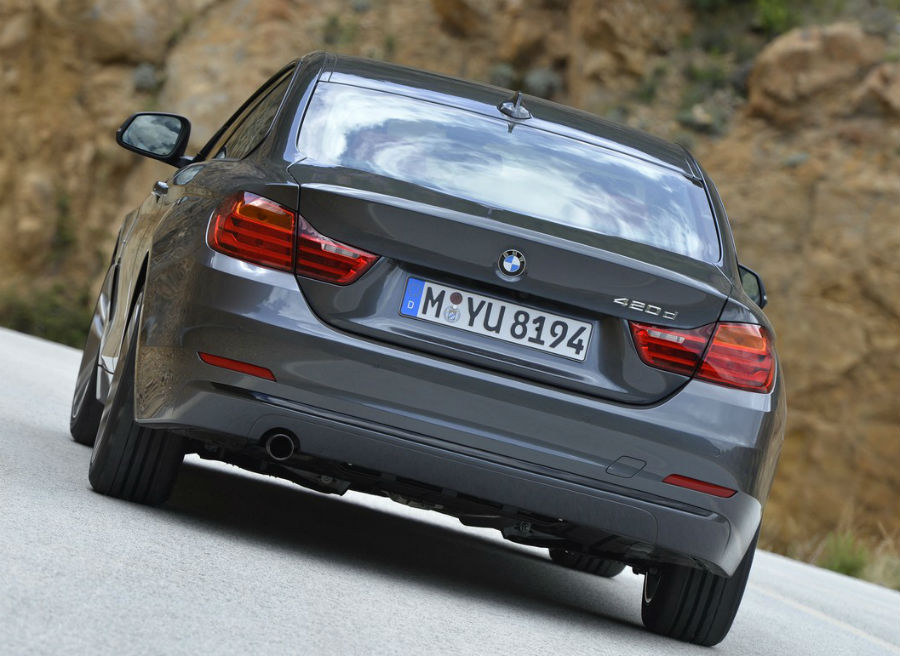 El BMW 420d será la única opción diésel del Serie 4 Coupé en el momento de su lanzamiento.