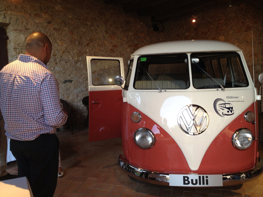 Furgo VW 2013: la mítica Bulli