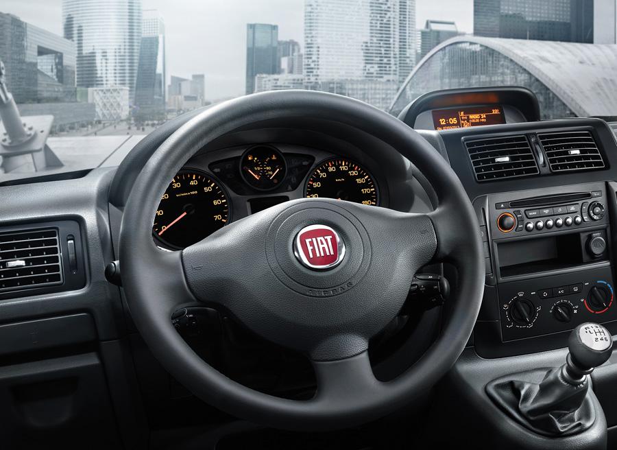 Nuevo Fiat Scudo