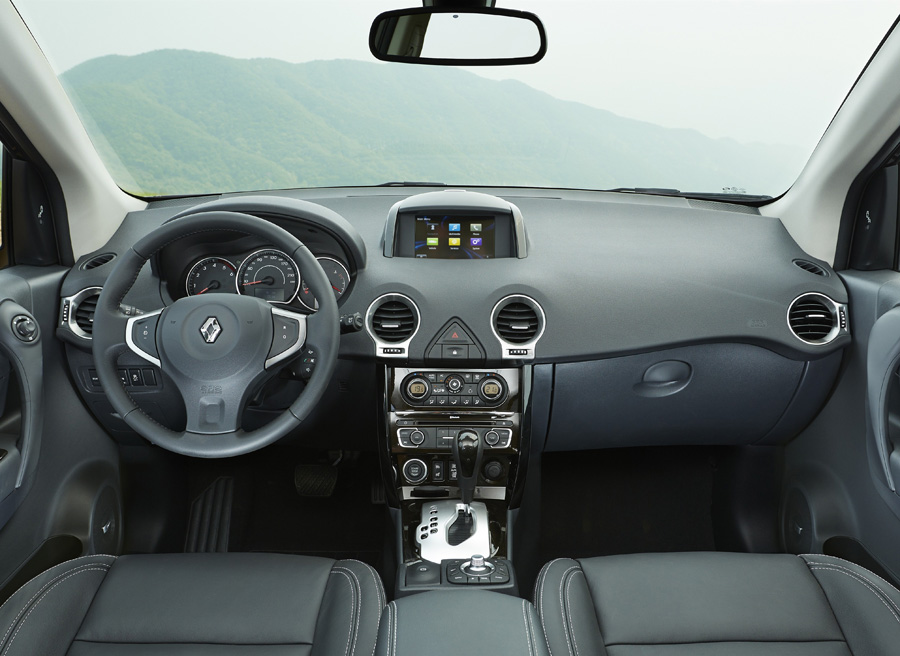 Nuevo Renault Koleos 2013