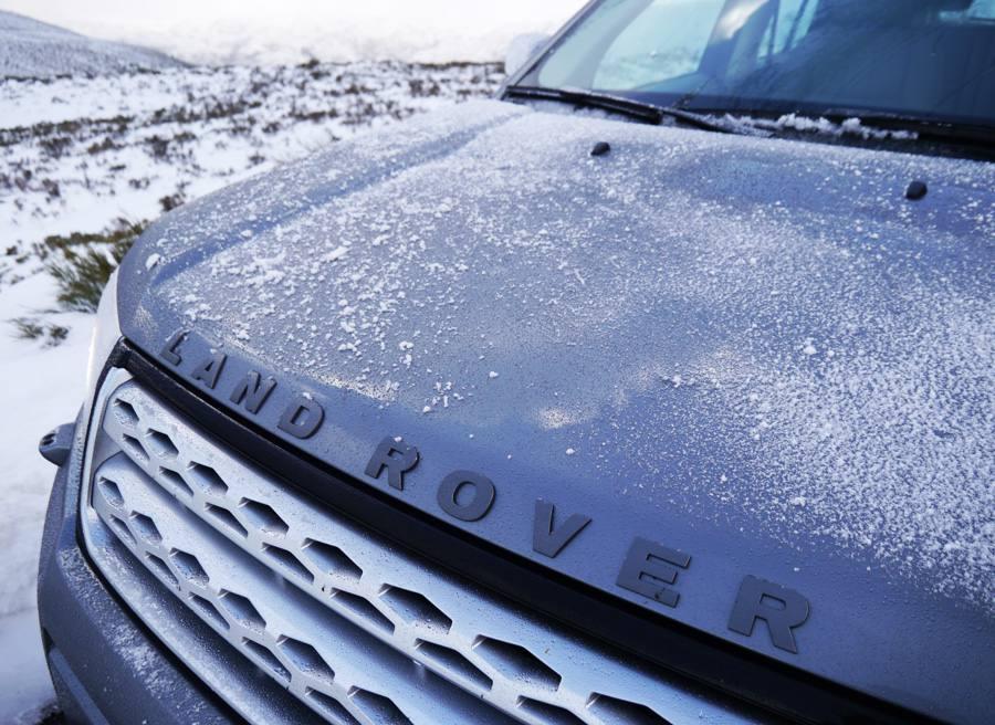 Prueba Land Rover Freelander 2 ED4 SE, Sanabria, Rubén Fidalgo