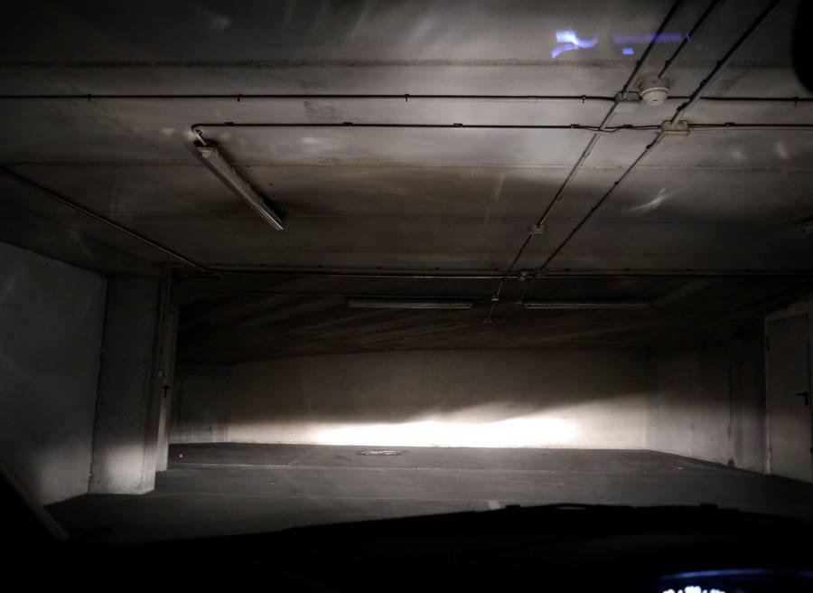 Prueba Tata Indica Vista Safire 1.4, luces, Rubén Fidalgo
