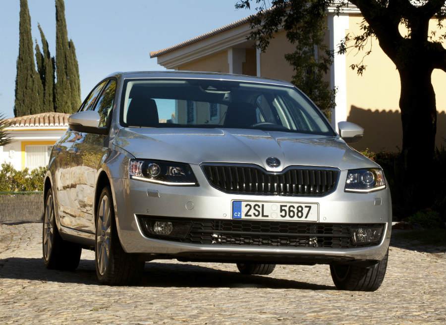 El nuevo Skoda Octavia desembarca en el mercado ruso.