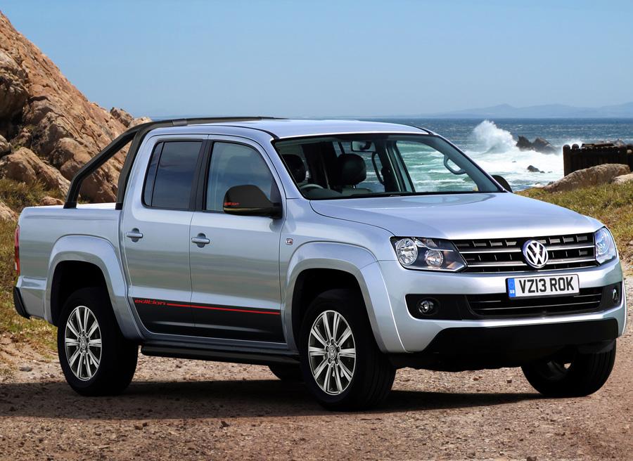 VW Amarok Edition