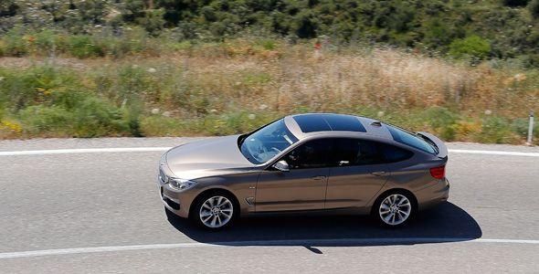 Prueba y presentación del BMW Serie 3 Gran Turismo