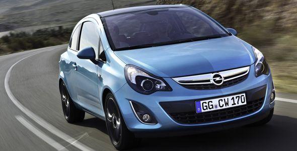 Opel Corsa, el coche más vendido en mayo
