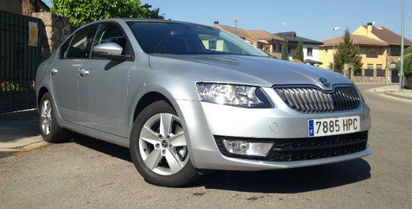 Skoda Octavia 2013: el enemigo (del VW Passat) está en casa