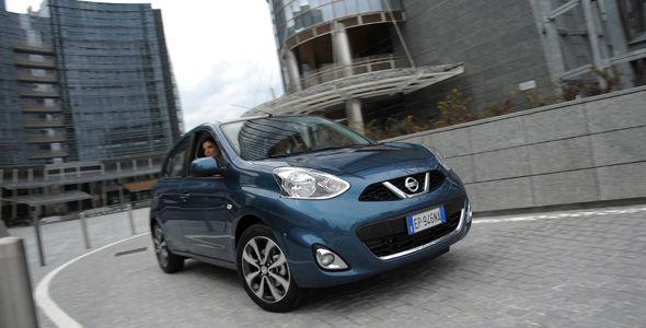 El Nissan Micra se renueva; éstos son sus precios