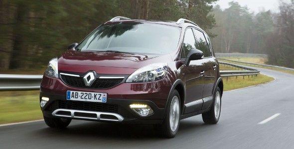 Renault Scénic Xmod 2013: lo conducimos