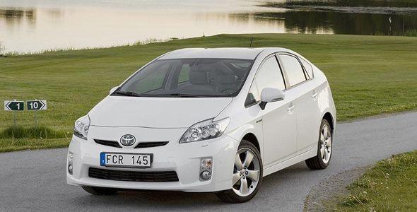 200.000 unidades del Toyota Prius a revisión, 1.700 en España