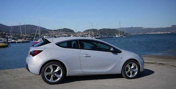Nuevo Opel Astra GTC 1.6 SIDI Turbo de 170 CV, con un 15% menos de consumo
