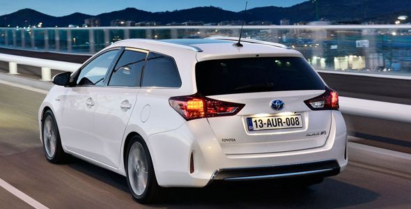Toyota Auris Touring Sports: en julio en España