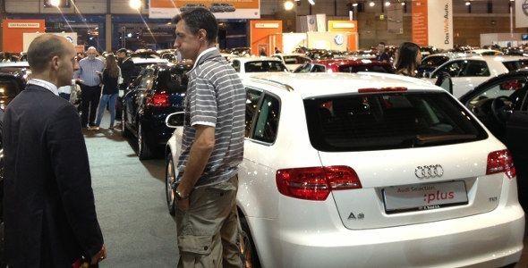 Audatex ayuda a los vendedores de coches usados a agilizar el proceso de venta