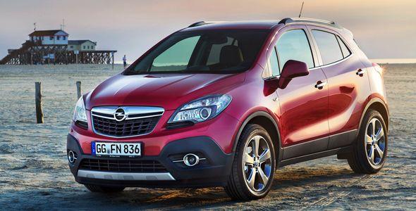 Parte de la producción del Opel Mokka podría trasladarse a Figueruelas