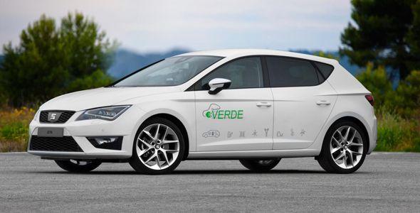 Seat León Verde: un prototipo híbrido inteligente