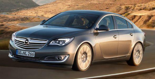 Arranca la producción del nuevo Opel Insignia