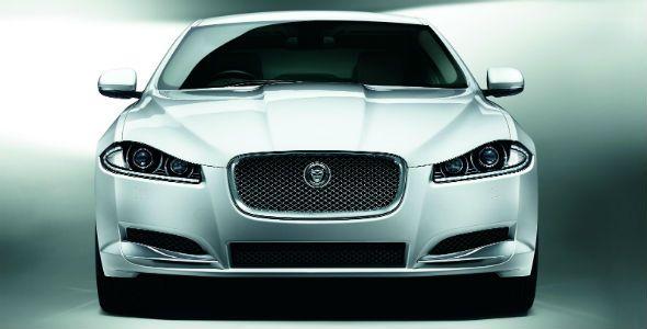Jaguar XF 2014, con nuevo motor diésel