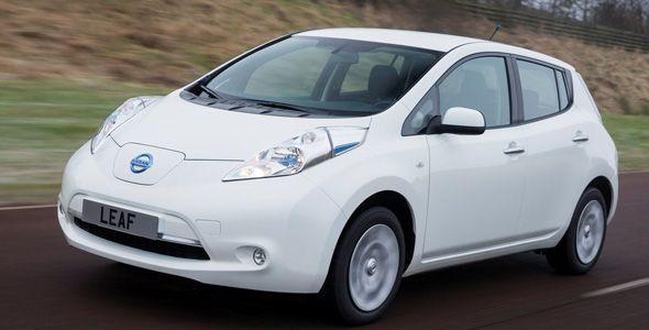 Nissan nos muestra cómo transformarán las ciudades los coches eléctricos