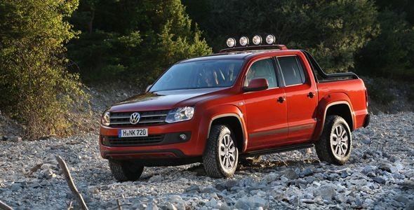 Volkswagen Amarok Canyon: edición especial que llegará a España