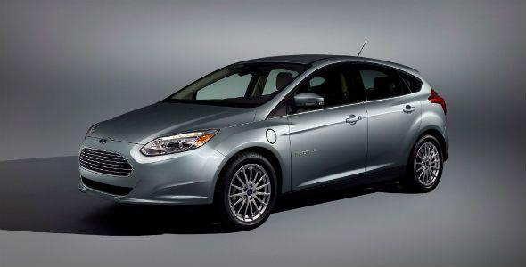 Ford Focus eléctrico: comienza la producción