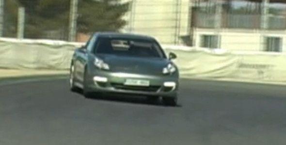 Vídeo pruebas de coches: Porsche Panamera y Opel Astra sedán
