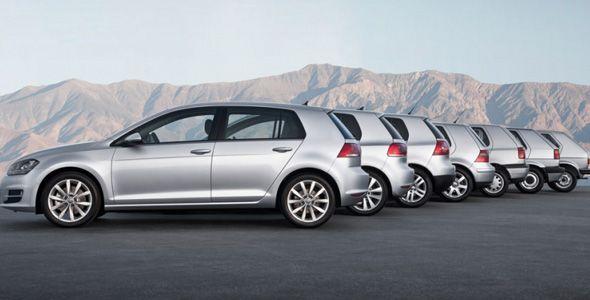 Volkswagen Golf: 30 millones de unidades producidas