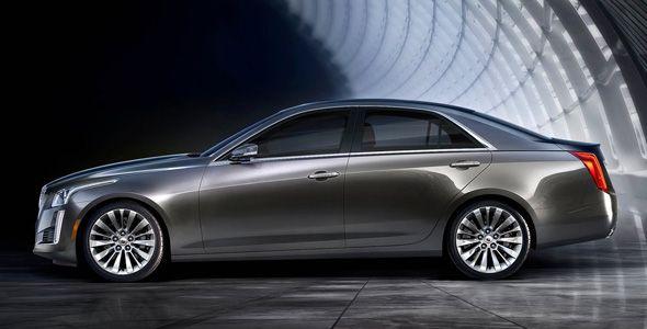 El nuevo Cadillac CTS 2014 se comercializará este otoño