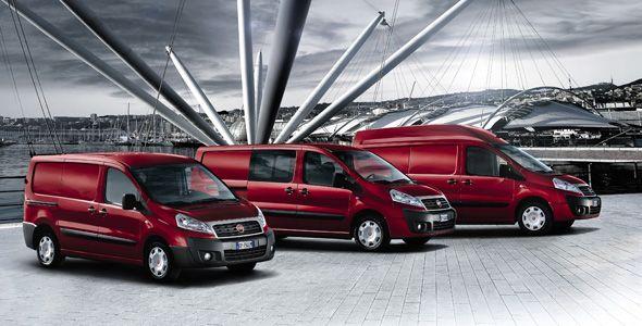 El nuevo Fiat Scudo 2013, ya a la venta en España