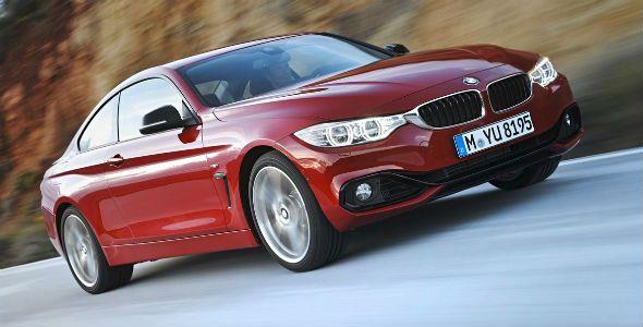 BMW Serie 4 Coupé: desde 41.900 euros