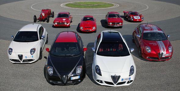 Alfa Romeo Quadrifoglio Verde: un trébol de 90 años