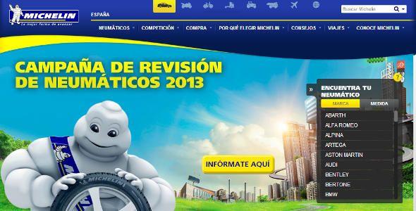 Michelin revisará los neumáticos de 10.000 coches en 52 estaciones de servicio de Repsol