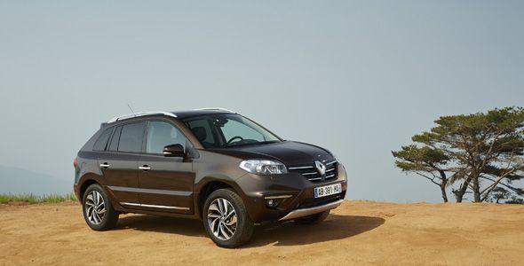 El Renault Koleos se pone al día en 2013